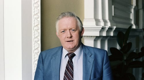 Brendan McGahon was the only TD to oppose the referendum to abolish the death penalty from the Constitution (Pic: RTÉ Stills Library)