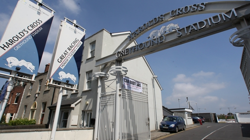 Contracts have been signed for the acquisition of the former Harold's Cross Greyhound Stadium