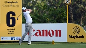 Marc Warren leads the way at the Maybank Championship a