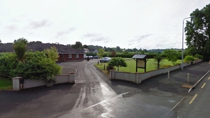 The patient left the Maple Court Nursing Home after a door was left open (Pic: Google Street View)