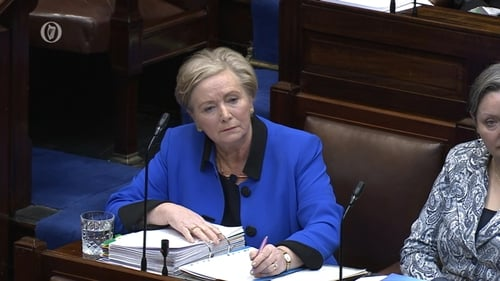 Frances Fitzgerald was told about the controversial legal strategy pursued Nóirín O'Sullivan in May 2015