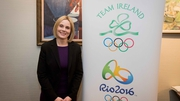 Olympic Council of Ireland President Sarah Keane
