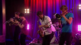 The Tommy Tiernan Show: Booka Brass Band