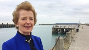 Mary Robinson left the office of president in September 1997