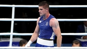Joe Ward will fight for the gold medal on Saturday