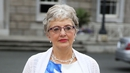 Katherine Zappone described the events surrounding the McCabe controversy as 'very challenging'
