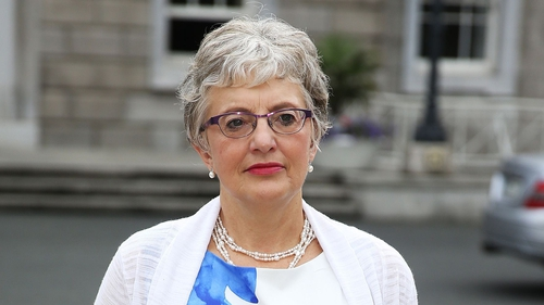 Katherine Zappone said in September she would publish the report as soon as possible