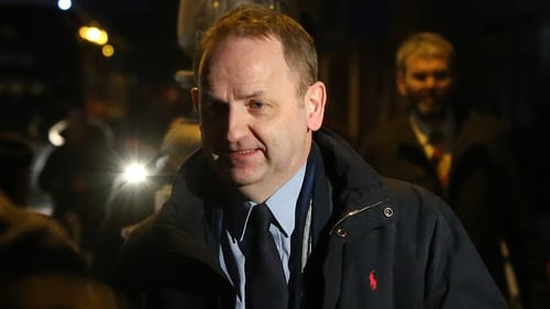 Maurice McCabe intends to take a a case against the State