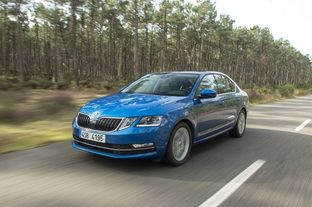 The super 1.0 litre engine being used in the VW Group will even power the Skoda Octavia impressively.