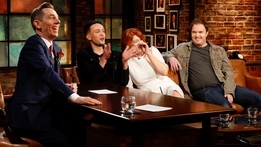 The Late Late Show: Relationship Panel