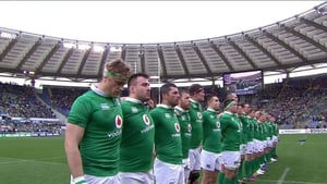 Ireland enjoyed a victory over Italy earlier in February