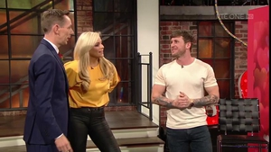 Late Late Show Valentines Special is a raucous affair