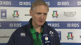 RBS 6 Nations: Schmidt on Kearney's injury and Scannell's debut