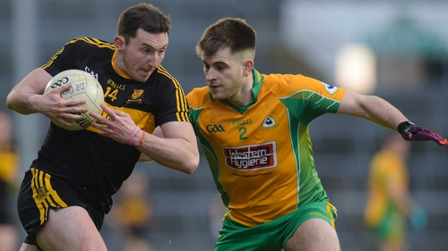 Corofin couldn't get the better of the Kerry outfit