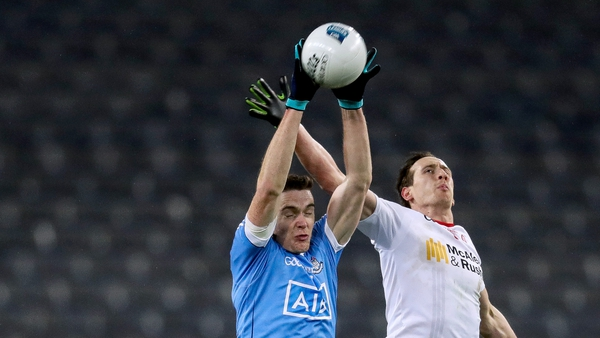 For the second time in three years - Dublin and Tyrone played out a draw in the league