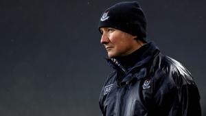 Jim Gavin led Dublin to six All-Ireland crowns