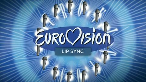 The Ray D'Arcy Show: Eurovison Lip Sync Battle