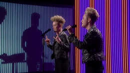 The Ray D'Arcy Show: Jedward - Oxygen