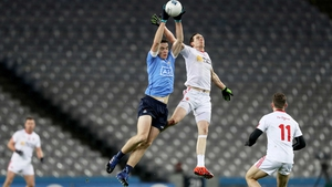 Jim Gavin praised his Dublin side after they salvaged a draw against Tyrone