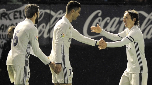 Real are back on top