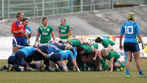 Women's 6 Nations: Error-strewn Ireland defeat Italy with bonus point to spare