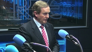 Enda Kenny was on RTÉ's This Week programme