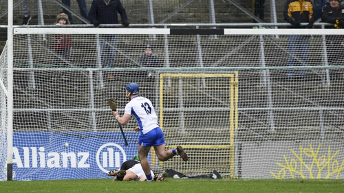 Patrick Curran's early goal was key