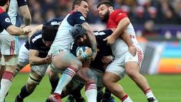 RBS 6 Nations: France v Scotland