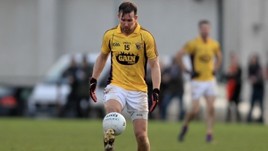 PJ Banville was a key figure in Wexford's win away to Leitrim