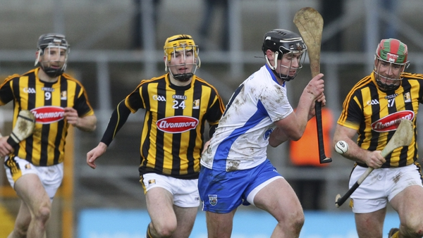Pauric Mahony scored 0-10 as the Déise took home the points in the Marble City