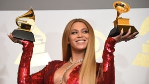 Beyonce: the Grammy mammy