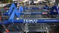 Strike at Tesco stores suspended for talks