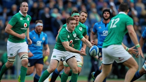 Paddy Jackson has impressed at outhalf