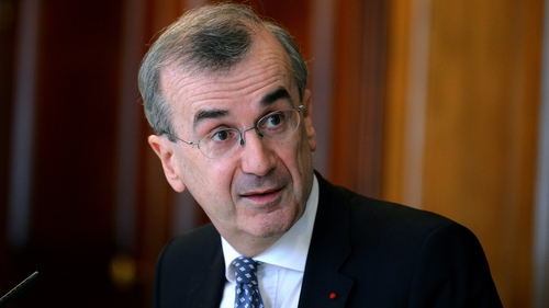 ECB policymaker Francois Villeroy de Galhau said the euro zone is grateful to the UK
