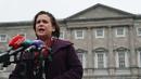 Mary Lou McDonald will be formally ratified at a special Sinn Féin Ard Fheis in Dublin