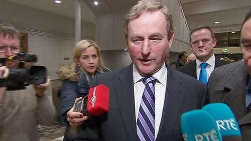 Mr Kenny said he was going to find the most effective way of getting to the truth