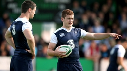 Against The Head: Paddy Jackson or Johnny Sexton?