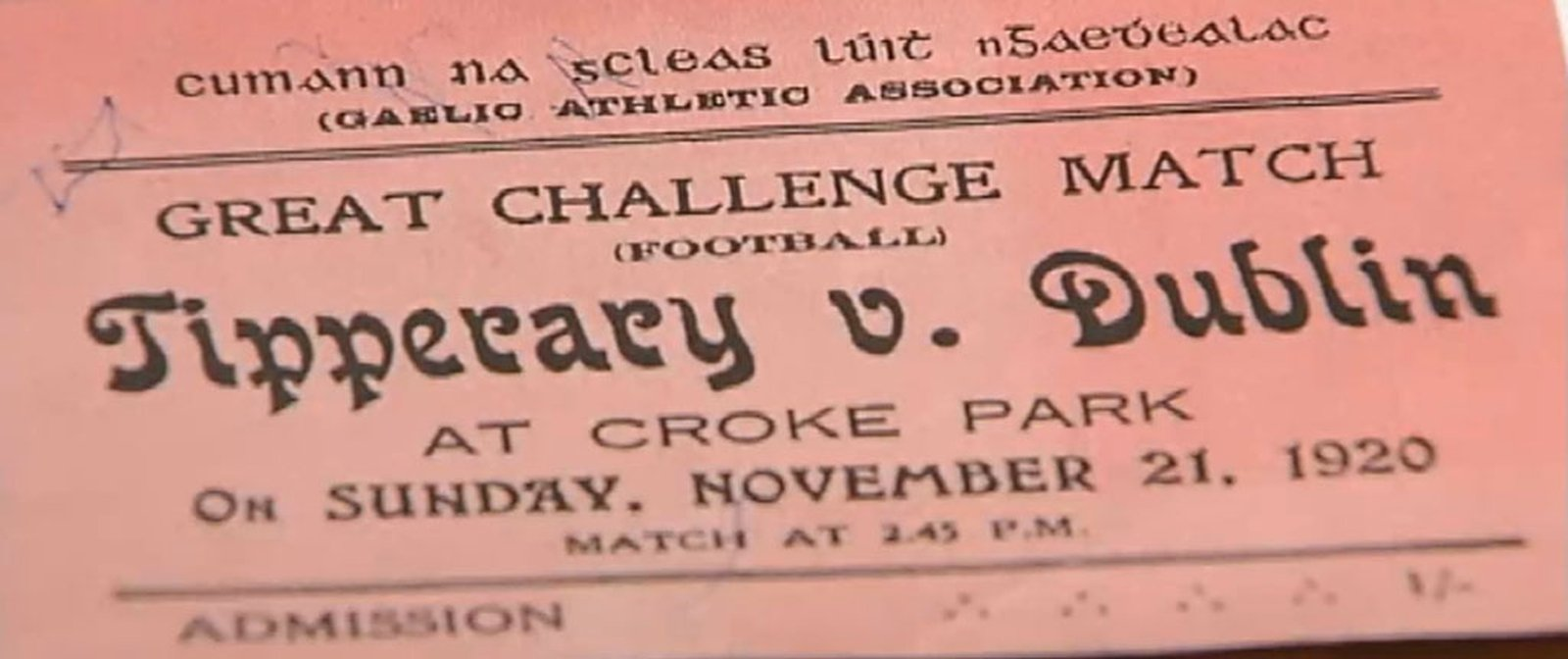 Image - A ticket for the fatal match