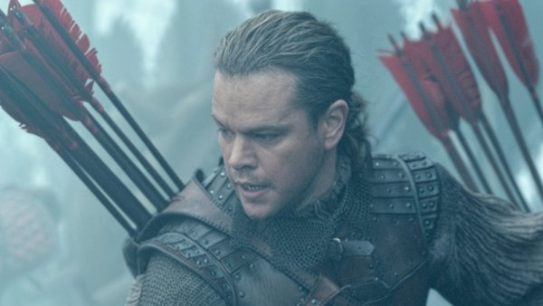 Matt Damon - Thrilled to be working with Zhang Yimou. Why?
