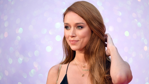 Una Healy opens up about suffering from postnatal depression after welcoming son