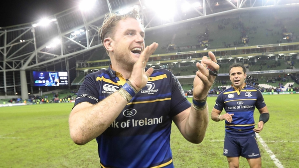 Jamie Heaslip should now finish his career with Leinster