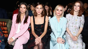 New York Fashion Week has just ended and here are the highlights in images from Jenny Packham, Michael Kors and Altuzarra to frow celebs Sienna Miller, Diane Kruger, Sarah Jessica Parker and Bella Hadid. Check out all the photos below!
