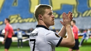 Daryl Horgan during his time with Dundalk