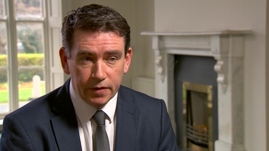 Fine Gael row in Waterford sees motion of 'no confidence' passed in John Deasy TD