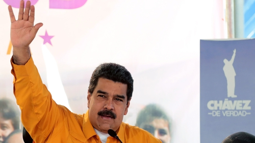 Venezuelan coup plotters 'met United States official'