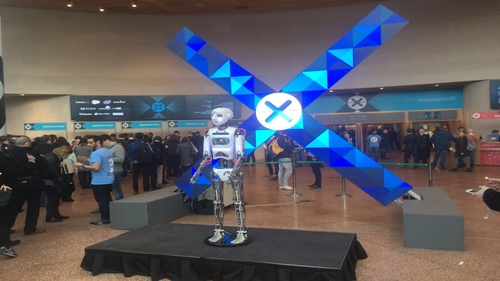 Get all the latest news and events live from the Dublin Tech Summit.