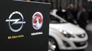 The results were also hit by accounting for GM's pending sale of its Opel/Vauxhall brands in Europe to PSA Peugeot Citroen