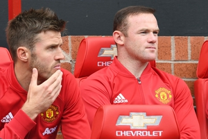 Is Wayne Rooney ready to leave the Premier League for China?