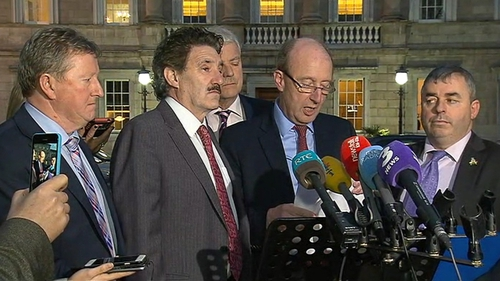 Transport Minister Shane Ross said there is no need for Minister John Halligan to resign