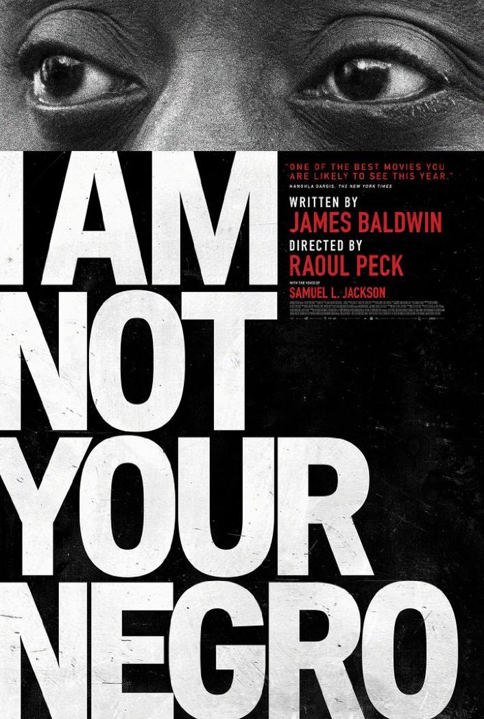 A profile of African-American writer James Baldwin